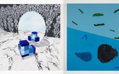 Deux expositions virtuelles sur Galeriea.ca